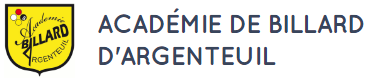 Académie DE BILLARD D'ARGENTEUIL